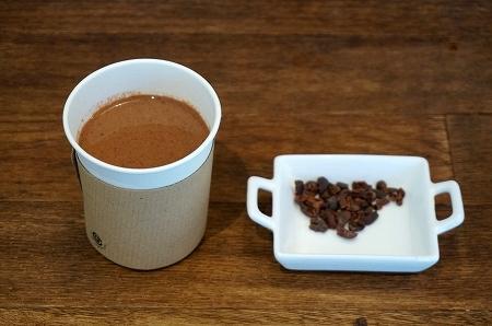 チョコレート専門店 ミニマルコーヒー