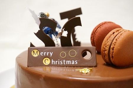 エスコヤマ チョコレートクリスマスケーキ