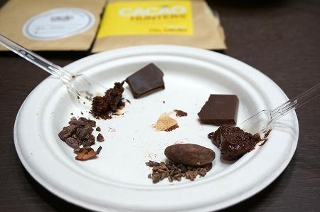 阪急うめだ チョコレート博覧会 カカオハンター カカオの学校