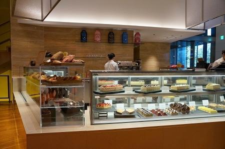 インターコンチネンタル大阪 ストレスカフェ スイーツ
