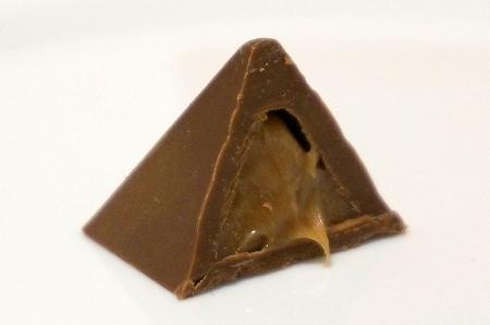 メルティーキッス冬季限定ピラミッド