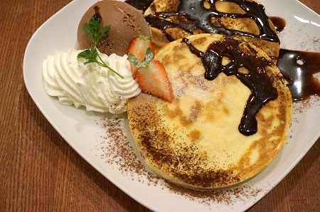 HOKUHOKU パンケーキツアーズ ハイブリッドクッキーパンケーキ