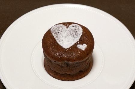 チョコレート博覧会 ケ・モンテベロ フォンダンショコラ