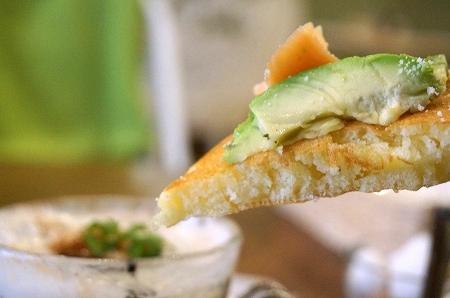 バター 江坂 パンケーキプレート