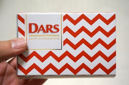 表参道 ダーツ(DARS) マンゴーチョコレート