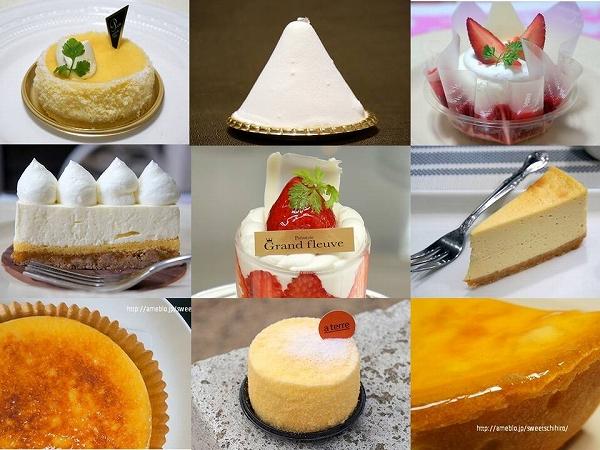 大阪チーズケーキまとめ