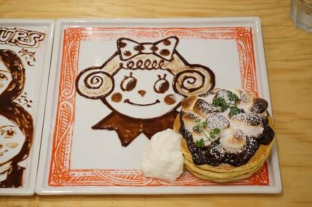 パンケーキツアーズ関西 パンケーキスタンプラリー