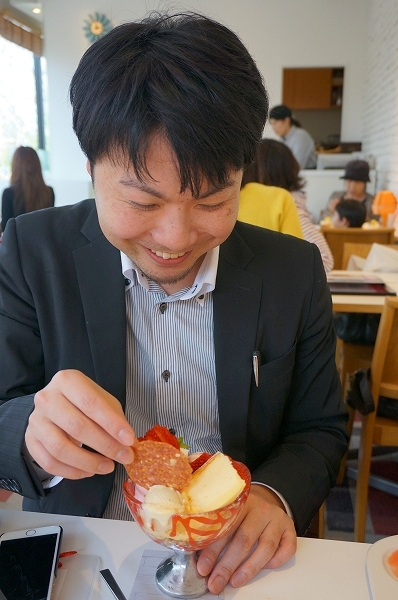 エスコヤマ ダリケー吉野慶一代表