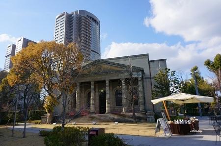 旧桜宮公会堂 桜薫るロングエクレア