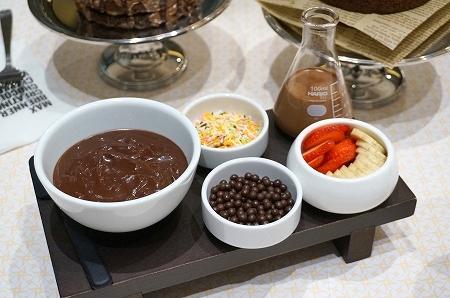 マックスブレナールクア大阪店 チョコレート