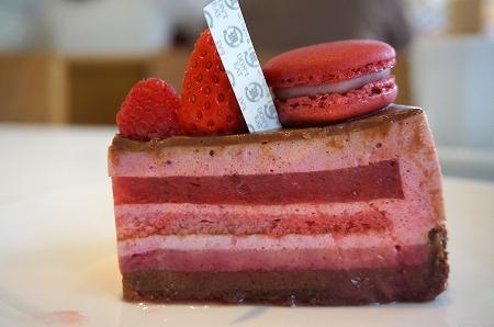 エスコヤマ カフェ hanare ケーキ
