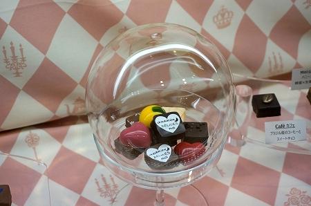 阪急百貨店うめだ本店 デリスモア チョコレート