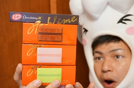 大丸梅田店 キットカットショコラトリー大阪 チョコレート