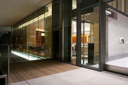 インターコンチネンタルホテル大阪 ストレスカフェ スイーツセット