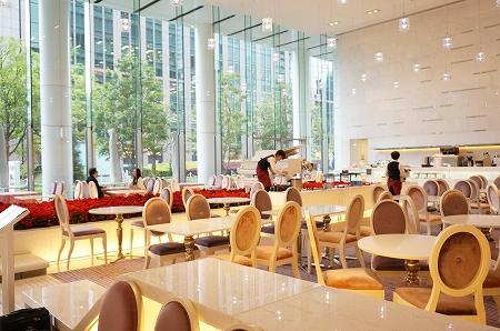 ホテルエルセラーン大阪 パンケーキセット