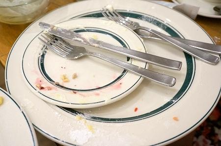 gramアメリカ村店 パンケーキ大食い対決