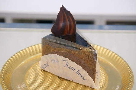 もりのみやキューズモールBASE ケントハウス チョコレートケーキ