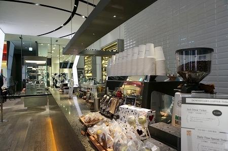 グランフロント大阪 ダウンステアーズコーヒー大阪