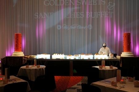 ホテルニューオータニ大阪 ゴールデンスイーツ&サンドイッチビュッフェ