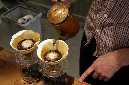 大阪市中央区玉造 ヒロフミフジタコーヒー