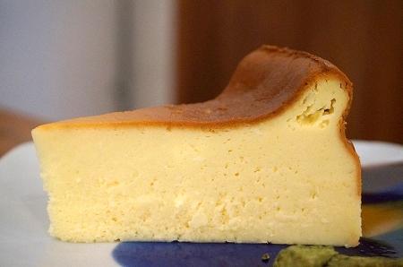 大阪市中央区玉造 ヒロフミフジタコーヒー ベイクドチーズケーキ