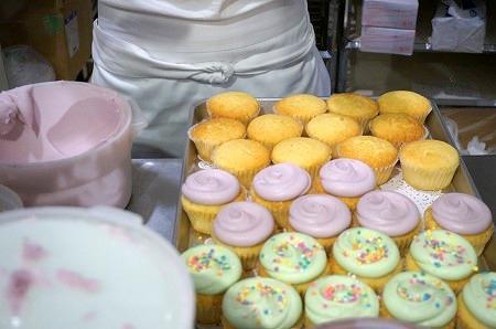 ニューヨークフェア マグノリアベーカリー カップケーキ