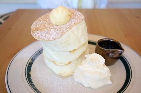 パンケーキ専門店 gram 天王寺店 プレミアムパンケーキ