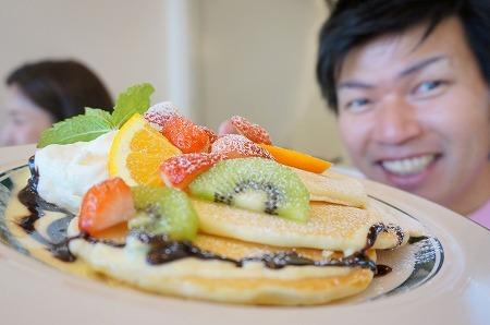 パンケーキ専門店 gram 天王寺店