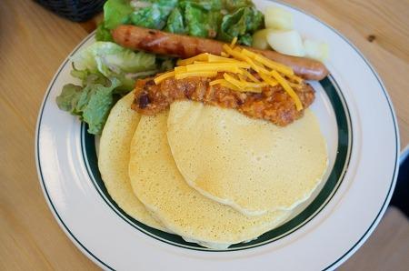パンケーキ専門店 gram 天王寺店 パンケーキ