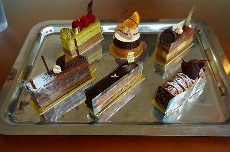 ハービスエント パレドオール チョコレートケーキ