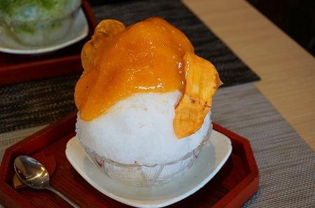 平宗 法隆寺 かき氷