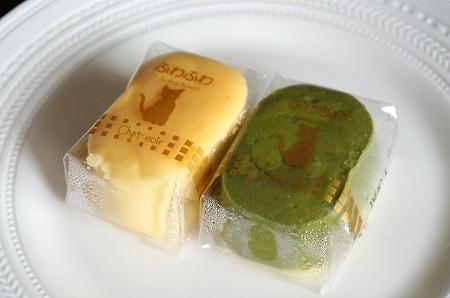 シャノワール スフレチーズケーキ