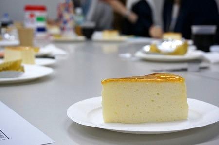 チーズケーキテイスティングセミナー ポアール