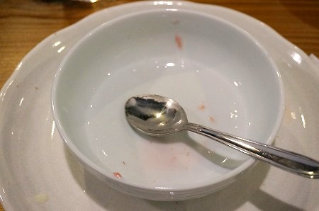 住吉区 かき氷 盆栽カフェ・グラード 練乳いちご 静波レッド