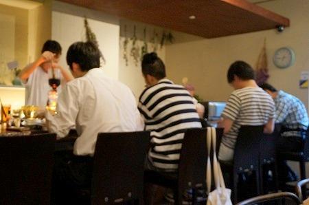 NMB48島田玲奈 サクカフェ 心斎橋 saq cafe
