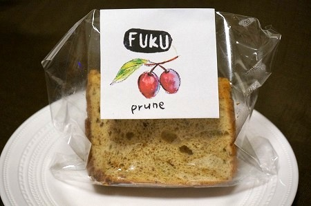 谷町6丁目 シフォンケーキ専門店 FUKU(フク)