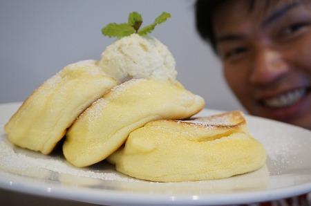 幸せのパンケーキ本町店 幸せのパンケーキ