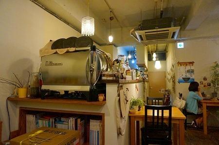 本町 かき氷 コクウカフェ