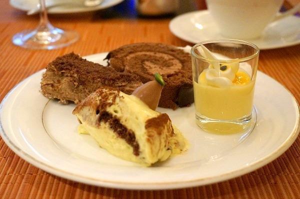 リッツカールトン大阪 チョコレートビュッフェ
