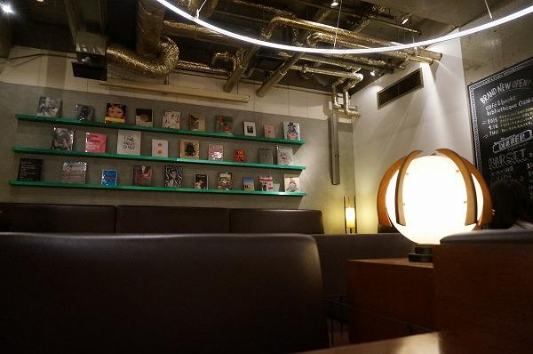 梅田イーマ ビブリオテーク モンブランパンケーキ