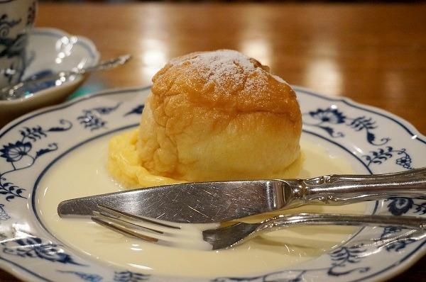 天満 英国カフェ 西洋茶館 フレンチトースト