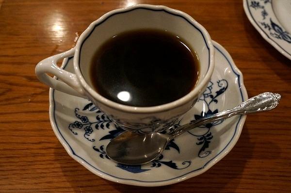 天満 英国カフェ 西洋茶館 コーヒー