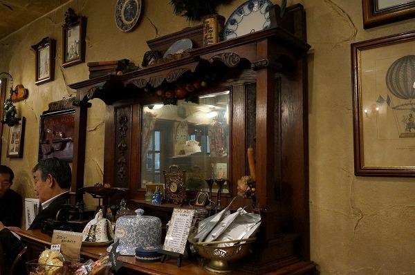 天満 英国カフェ 西洋茶館