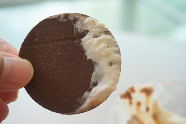 ショコラティエ パレドオール 梅田 チョコレートパフェ