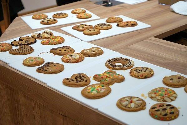 ららぽーとエキスポシティ カントリーマアム 手作りクッキー体験