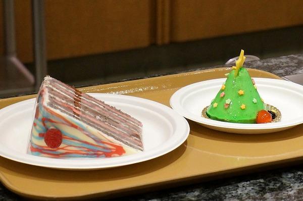 USJ カフェ(ビバリーヒルズブランジェリー) クリスマスケーキ