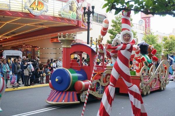 USJ パレード