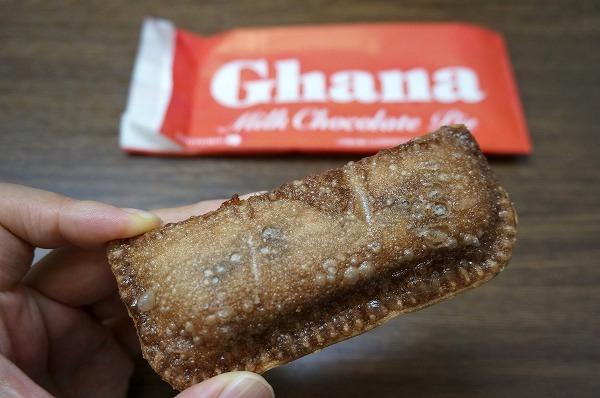 ロッテリア ガーナチョコレートフェア ガーナミルクチョコレートパイ