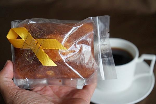 一凛珈琲(イチリンコーヒー)パウンドケーキ