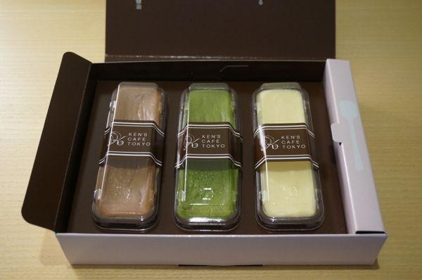 東京チョコレートショー限定 ケンズカフェ東京チョコレートチーズケーキ